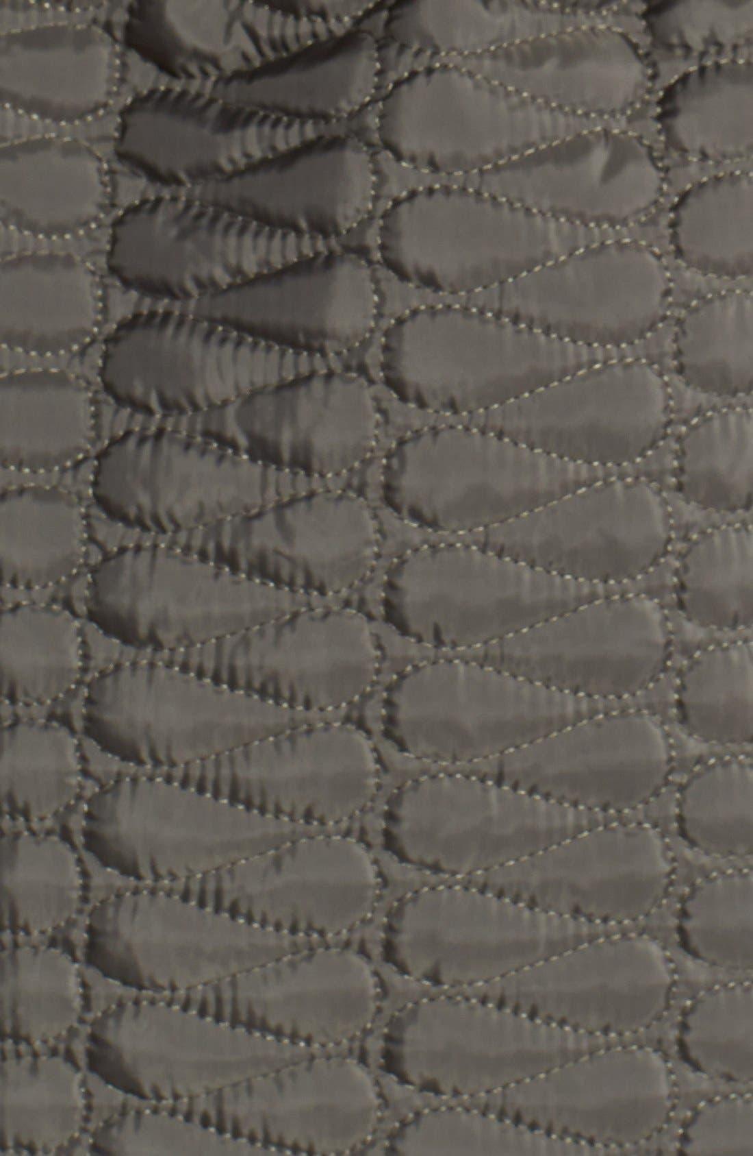 Alternate Image 3  - AB Hooded Quilted Parka (Regular & Petite)