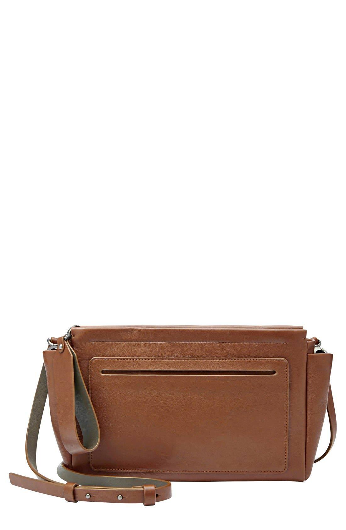 Main Image - Skagen 'Dorte' Convertible Crossbody Bag