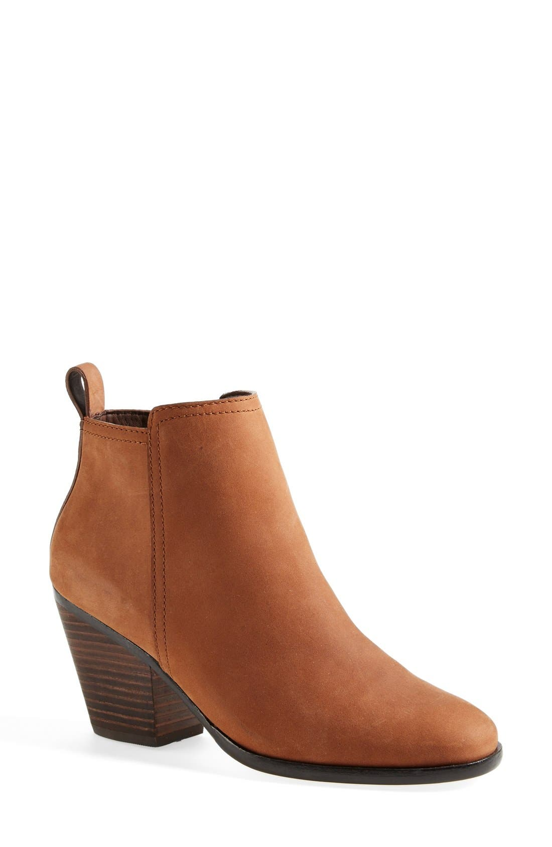 Alternate Image 1 Selected - Cole Haan 'Chesney' Round Toe Bootie (Women)