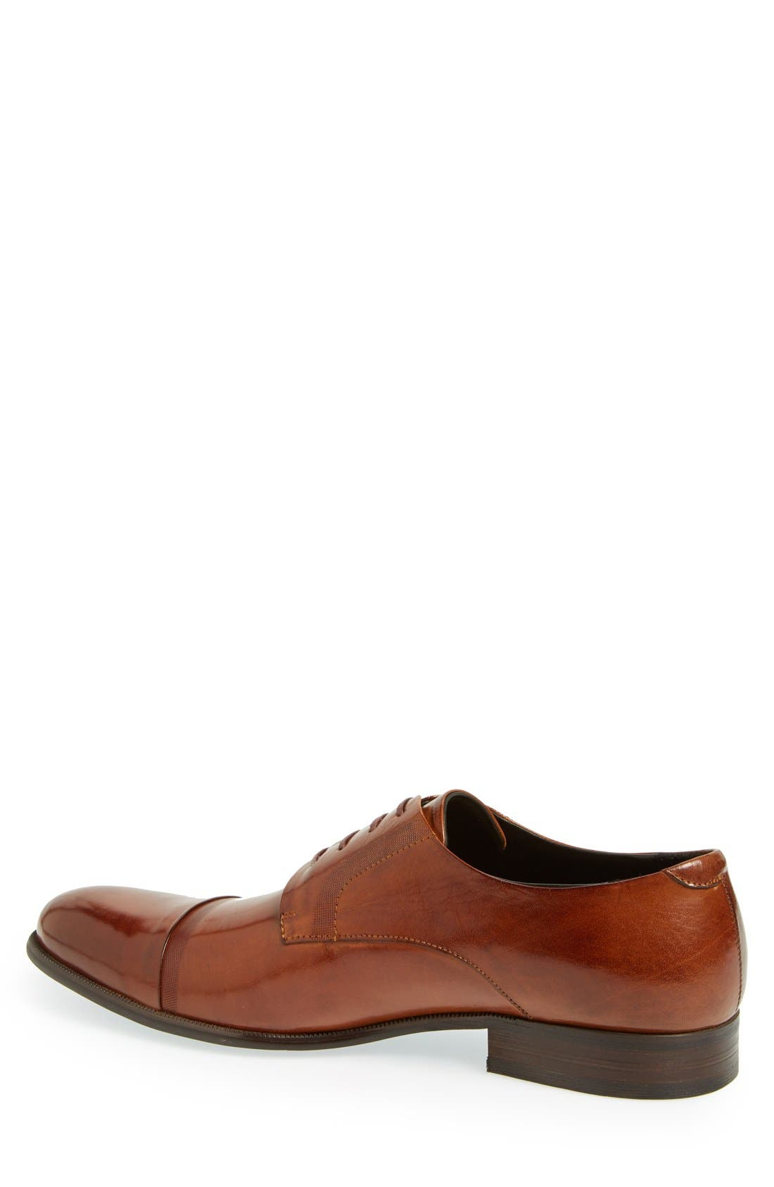 Alternate Image 2  - Kenneth Cole New York 'Chief Of Staff' Cap Toe Derby (Men)