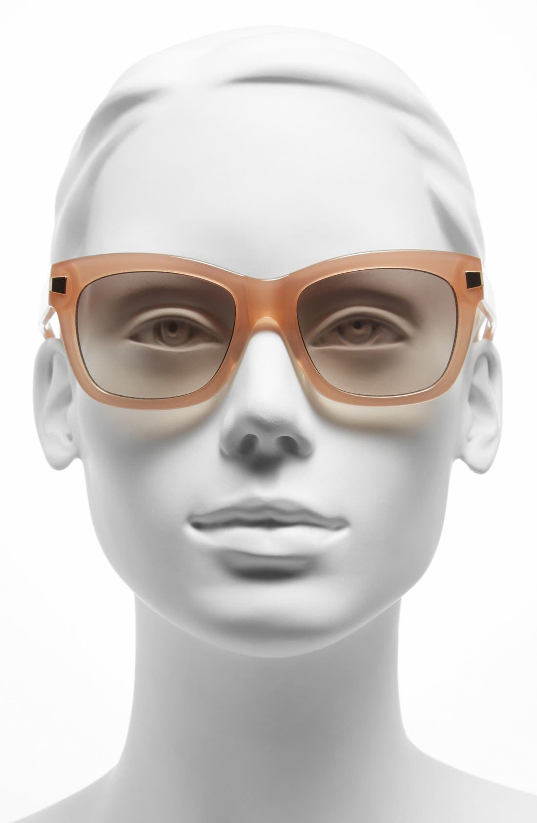 Main Image - kate spade new york 52mm retro sunglasses