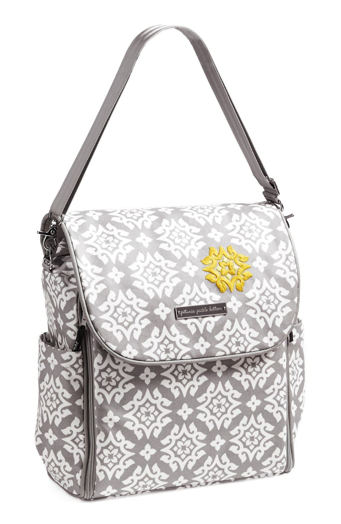 Alternate Image 1 Selected - Petunia Pickle Bottom 'Boxy' Backpack Diaper Bag (Nordstrom Exclusive)
