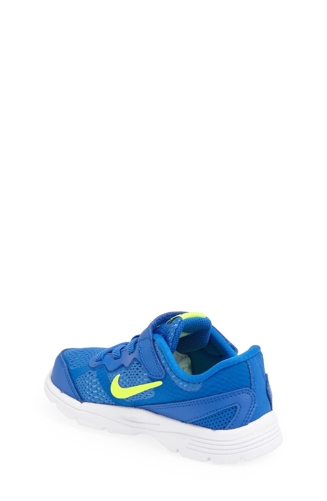Alternate Image 2  - Nike 'Dual Fusion Run 3' Athletic Shoe (Baby, Walker & Toddler) (Online Only)