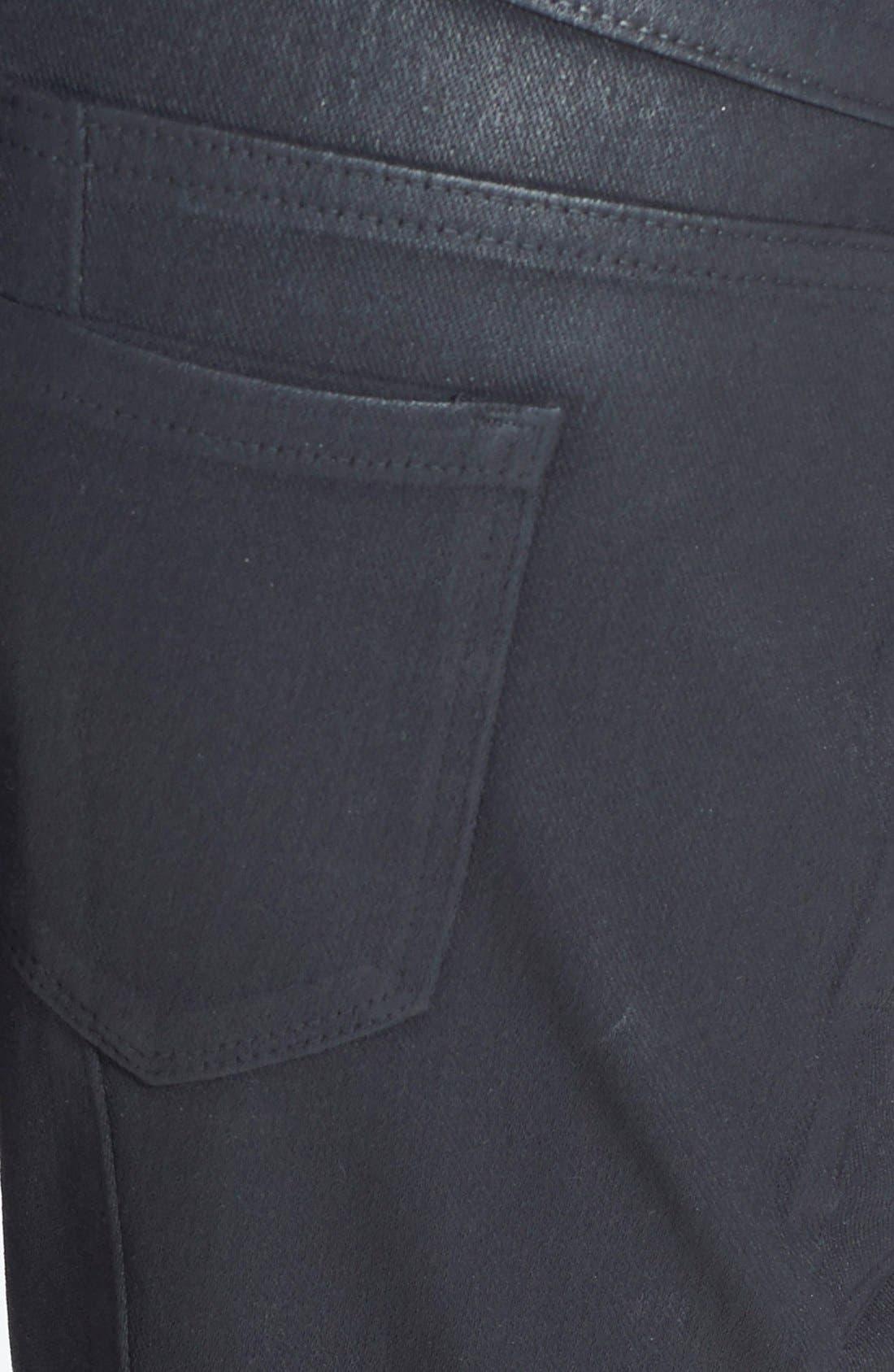 Alternate Image 3  - Kiind Of Jogger Skinny Pants