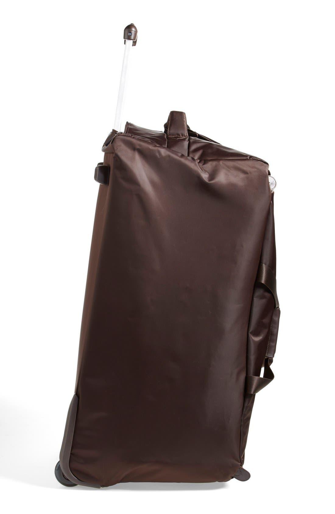 Alternate Image 4  - LIPAULT Paris Foldable Rolling Duffel Bag (30 Inch)