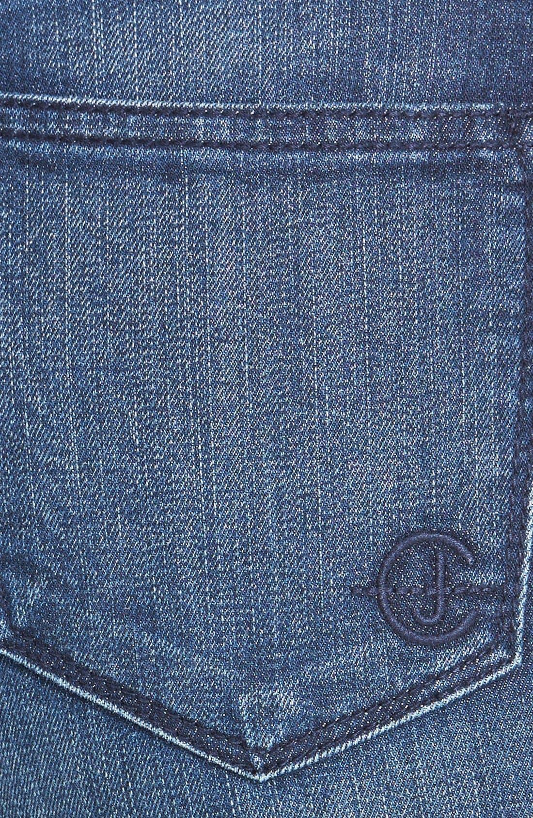 Alternate Image 3  - CJ by Cookie Johnson 'Wisdom' Stretch Ankle Skinny Jeans (Mills)