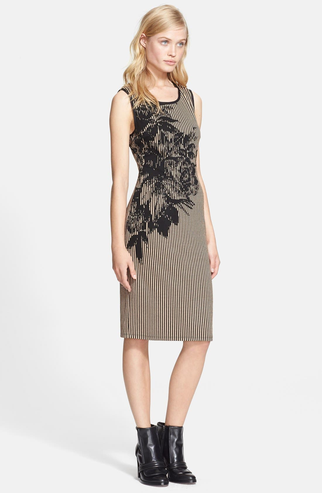 Alternate Image 1 Selected - Tracy Reese Jacquard Knit Dress