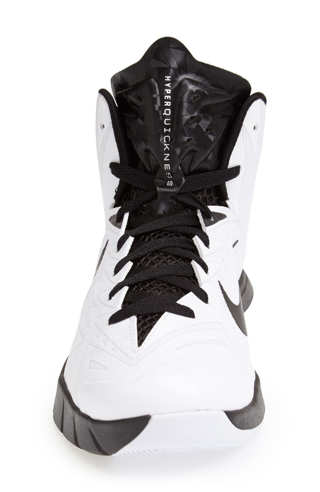 Alternate Image 3  - Nike 'Lunar Hyperquickness' Basketball Shoe (Women)
