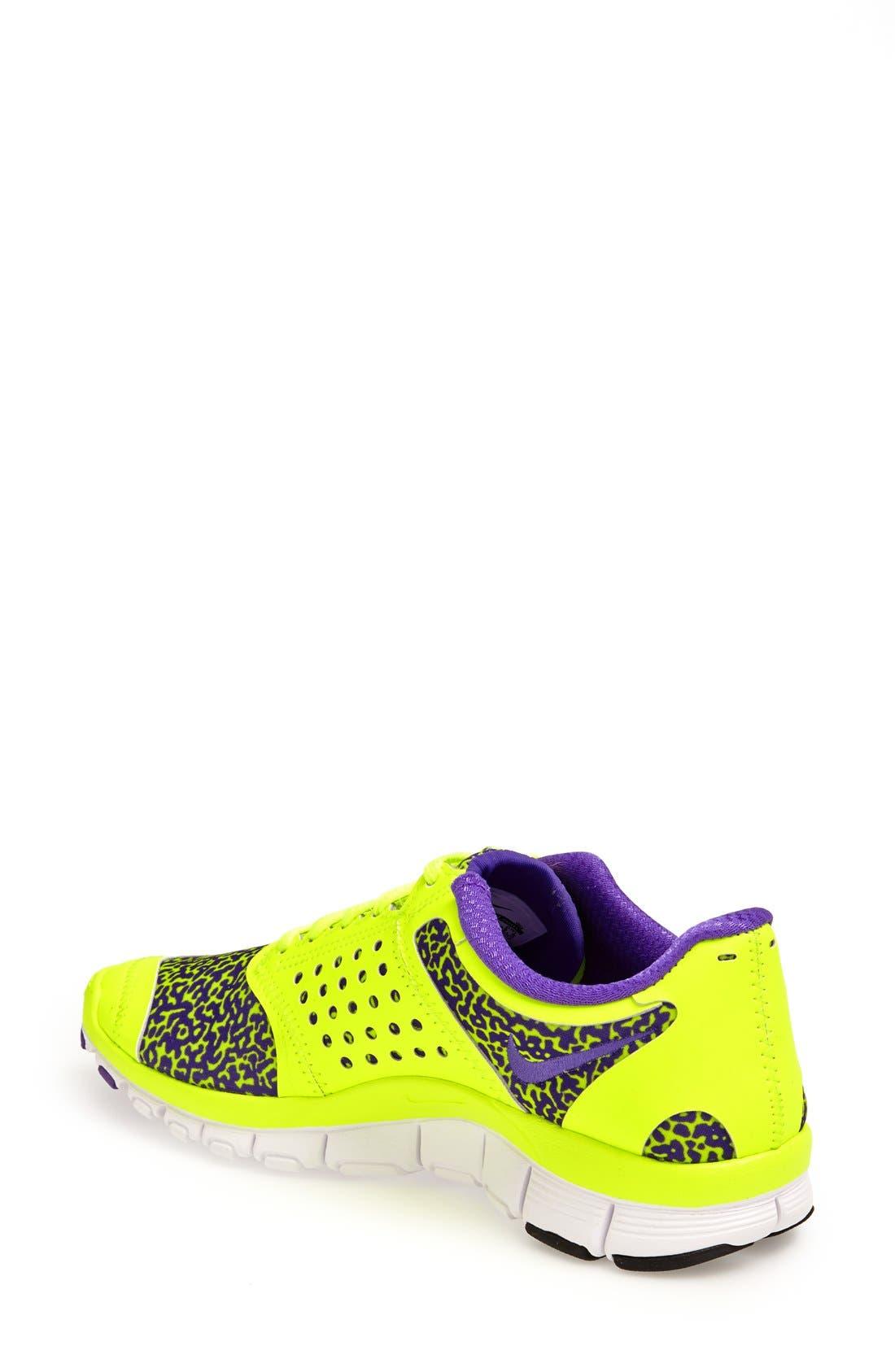 Alternate Image 2  - Nike 'Free 5.0 V4' Running Shoe (Women)