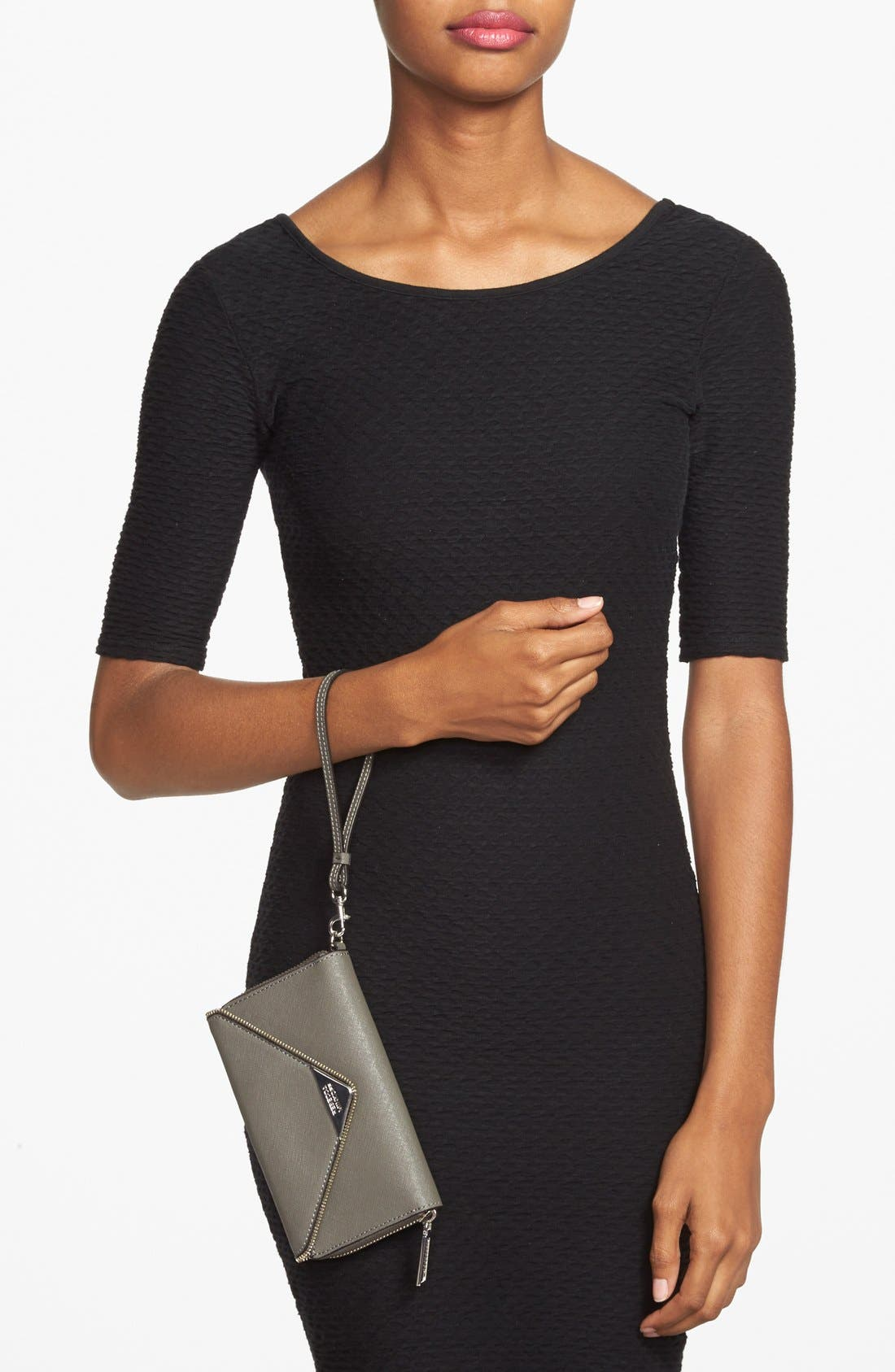Alternate Image 4  - Rebecca Minkoff 'Zoey' Tech Wristlet