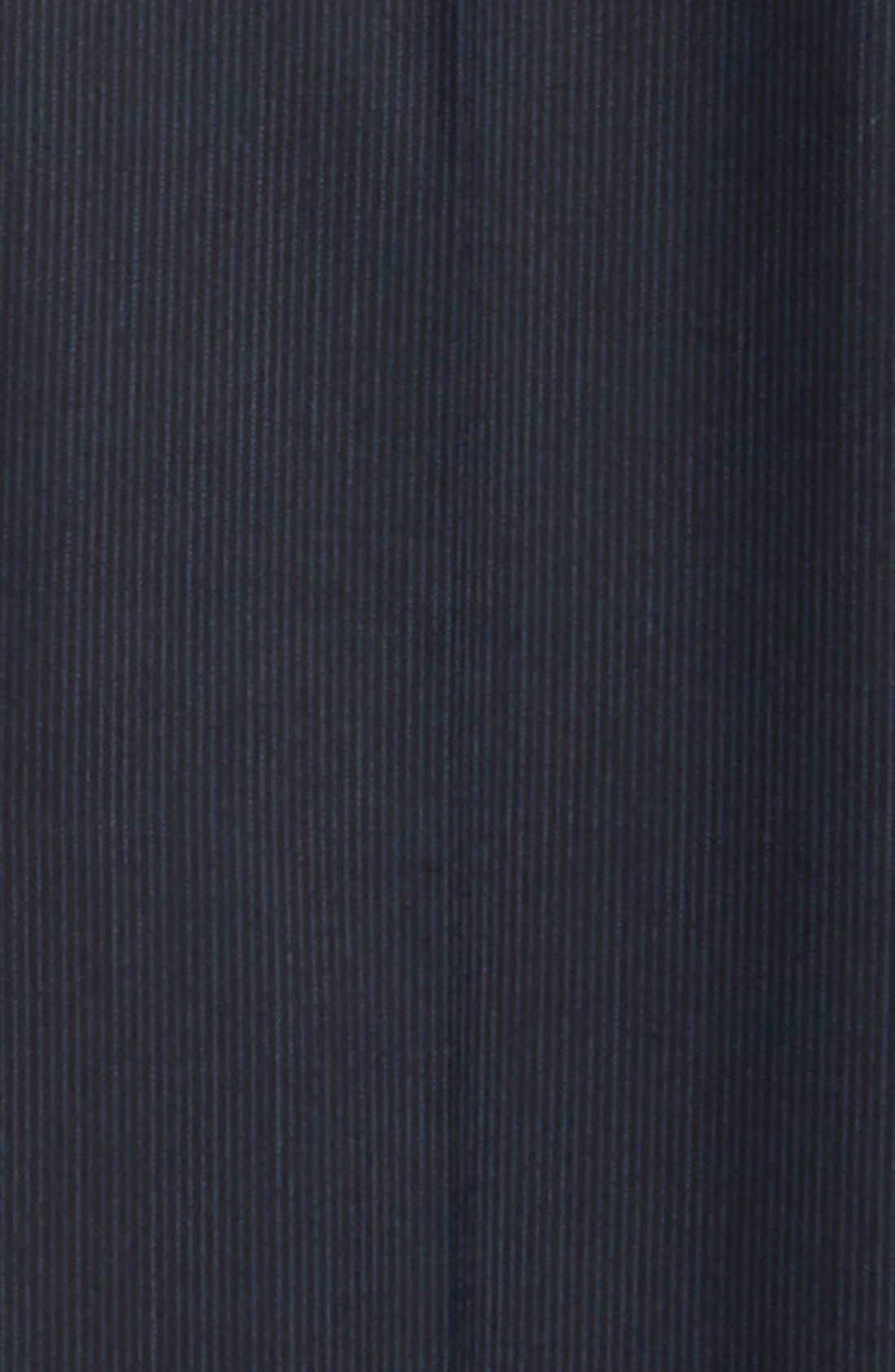 Alternate Image 2  - Nordstrom 'Nathaniel' Stripe Suit (Big Boys)