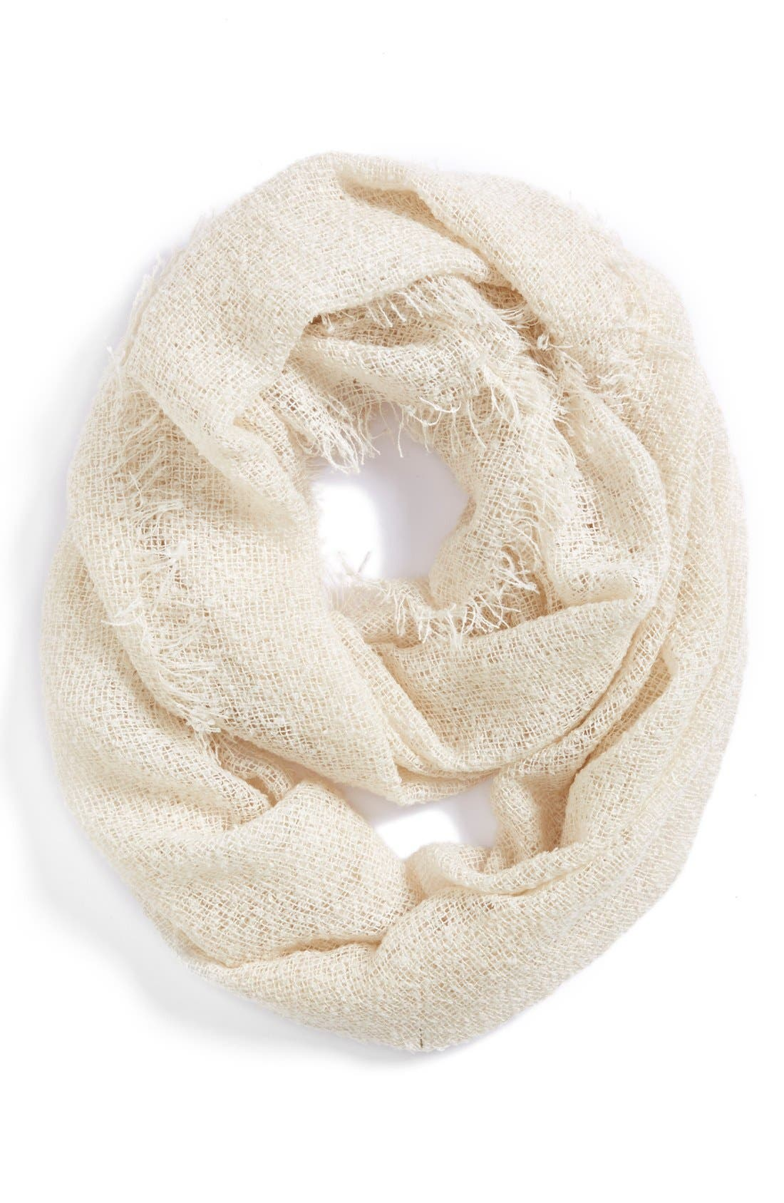 Alternate Image 1 Selected - Brazen Bouclé Infinity Scarf