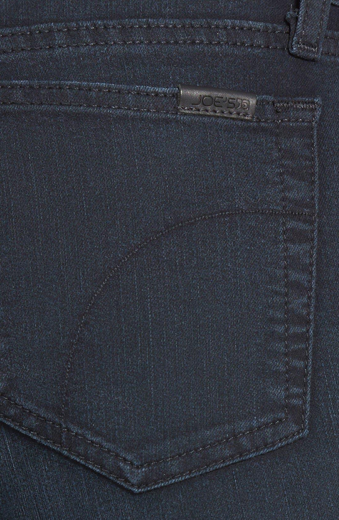 Alternate Image 3  - Joe's Curvy Skinny Jeans (Ava)