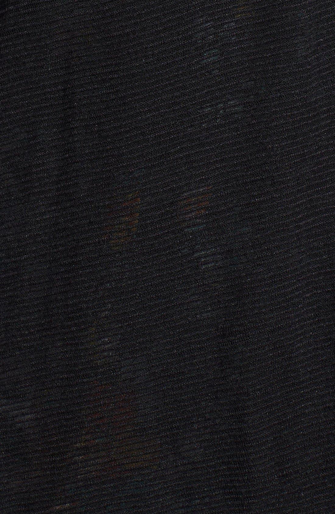 Alternate Image 3  - Jessica Simpson 'Veronica' Chiffon Inset Cardigan (Plus Size)