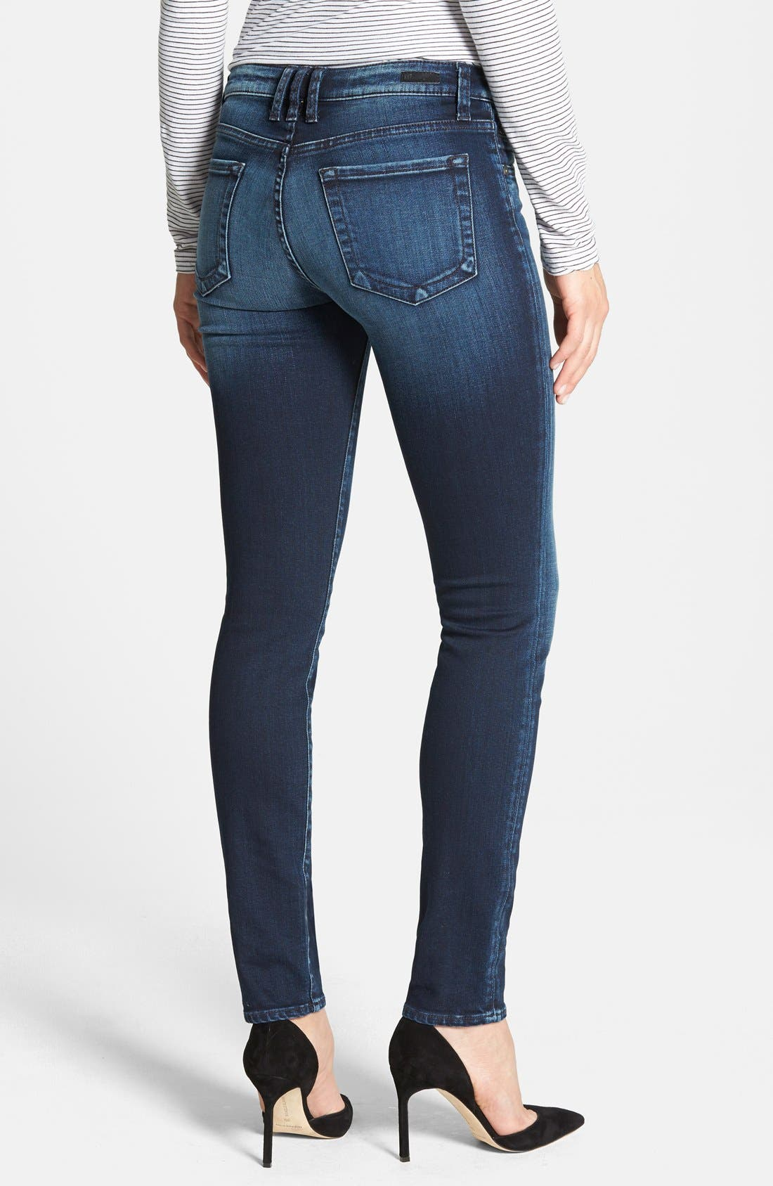 Alternate Image 2  - KUT from the Kloth 'Diana' Skinny Jeans (Breezy)