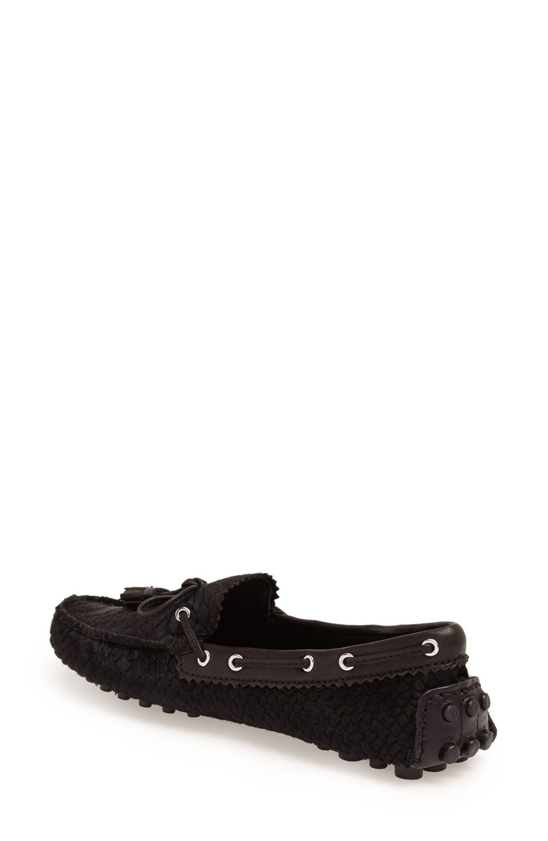 Alternate Image 2  - COACH 'Nadia' Suede Driving Loafer