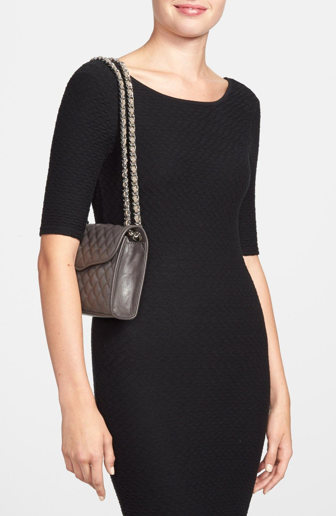 Alternate Image 2  - Rebecca Minkoff 'Quilted Mini Affair' Convertible Crossbody Bag
