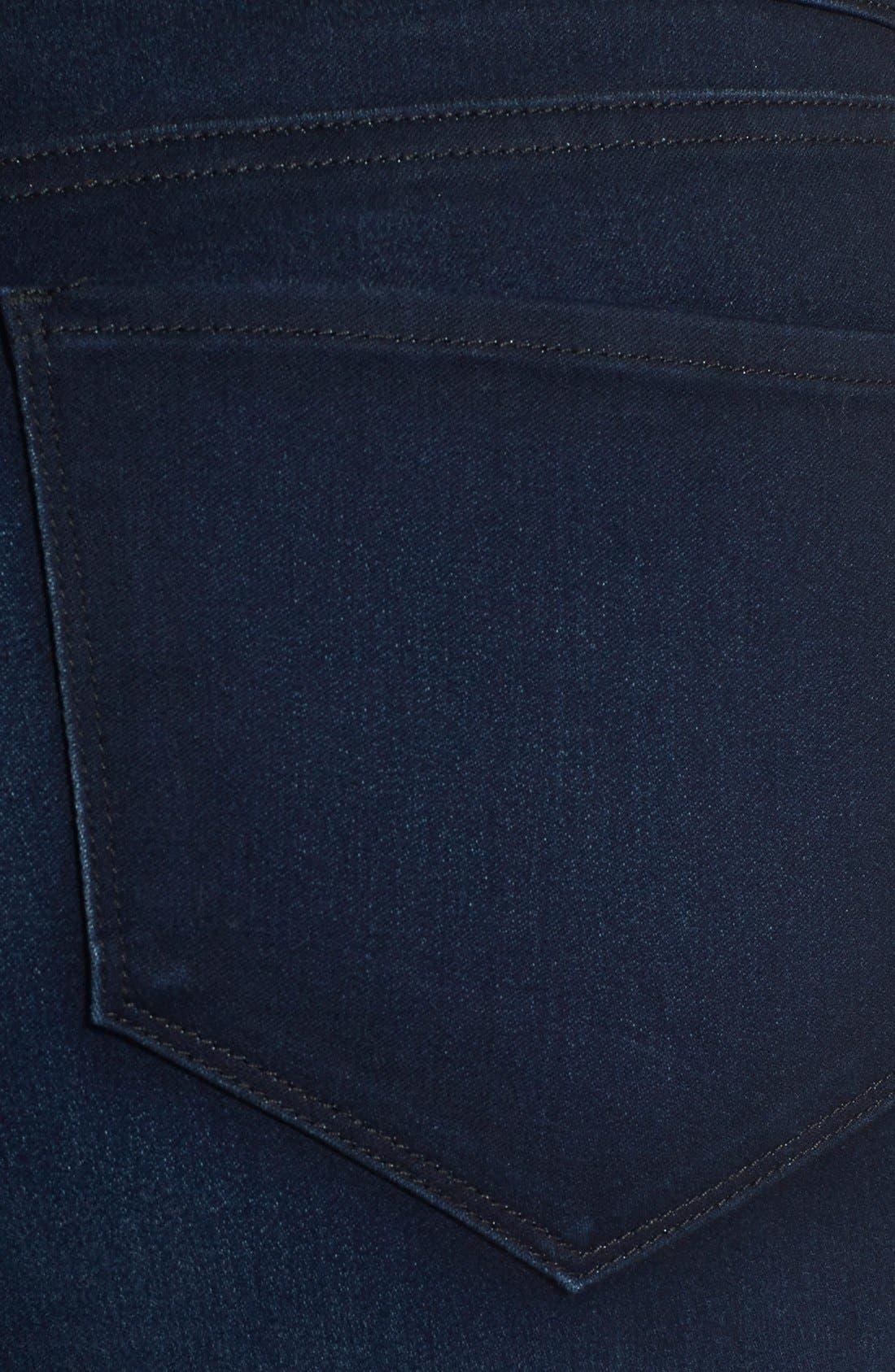 Alternate Image 3  - NYDJ 'Jade' Stretch Skinny Jeans (Norwell) (Plus Size)