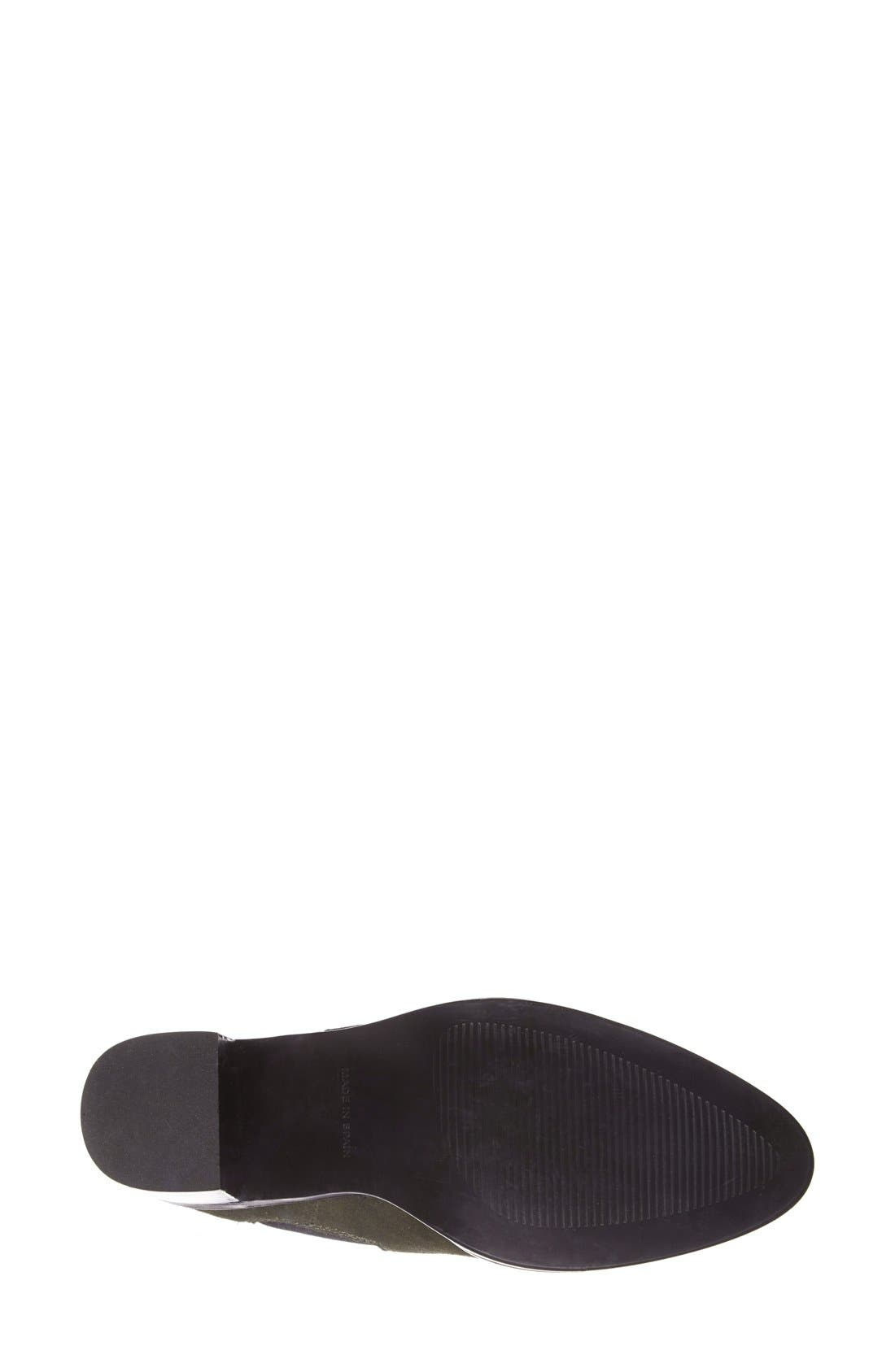 Alternate Image 4  - Topshop 'Missile' Chelsea Boot (Women)