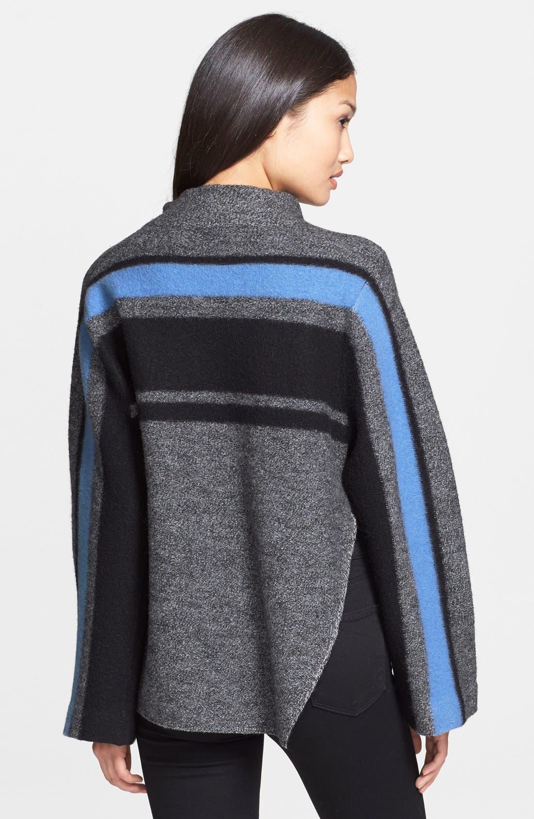 Alternate Image 2  - Tibi Merino Wool Pullover