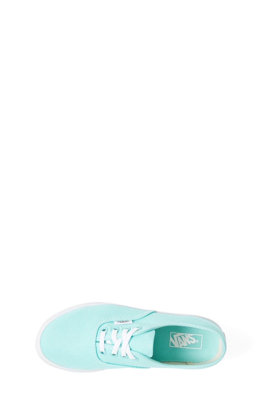Alternate Image 3  - Vans 'Authentic - Lo Pro' Sneaker (Toddler, Little Kid & Big Kid)