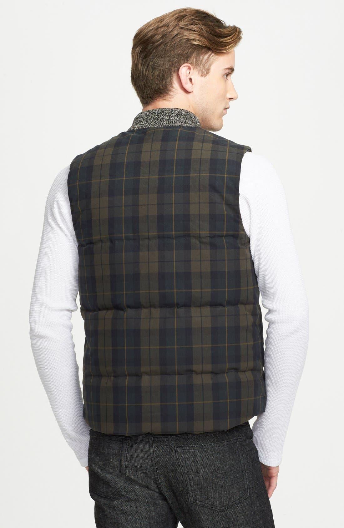 Alternate Image 2  - Jack Spade 'Dalton' Reversible Down Vest