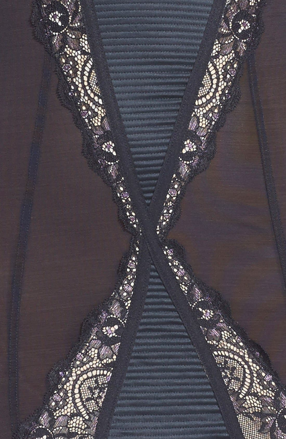 Alternate Image 3  - Dita Von Teese 'Madame X' Body-Con Slip