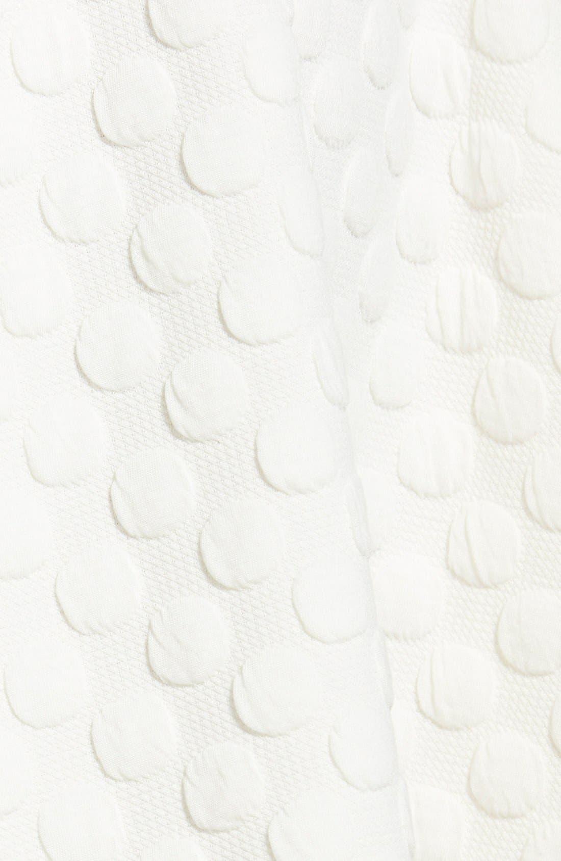 Alternate Image 3  - JOA Polka Dot Midi Skirt