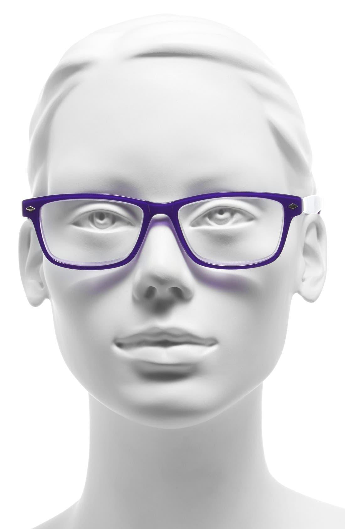 Alternate Image 2  - Corinne McCormack 'Aubrey' 52mm Reading Glasses