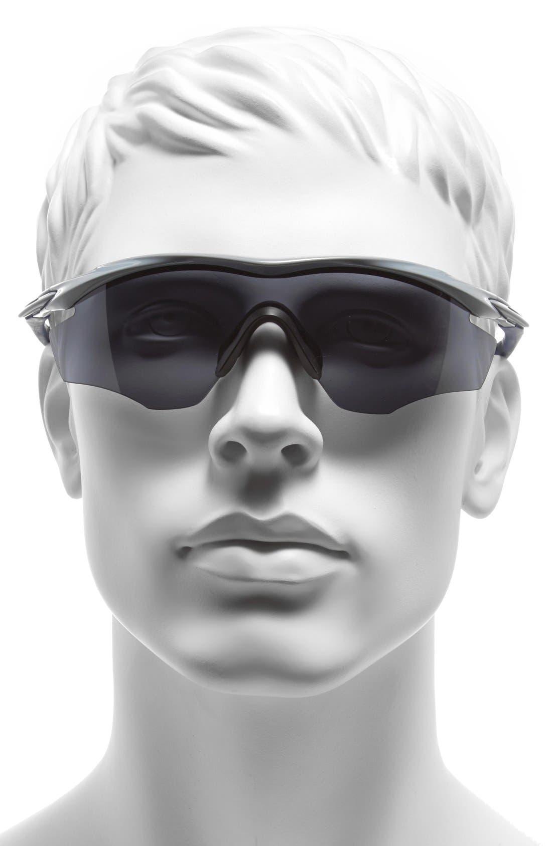 Alternate Image 2  - Oakley 'M2 Frame' 175mm Shield Sunglasses