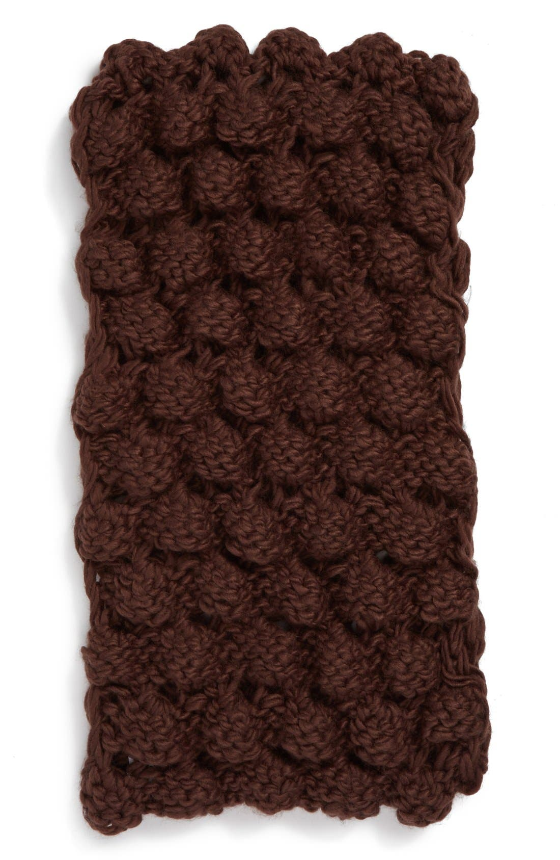 Alternate Image 3  - Leith Knit Orb Infinity Scarf