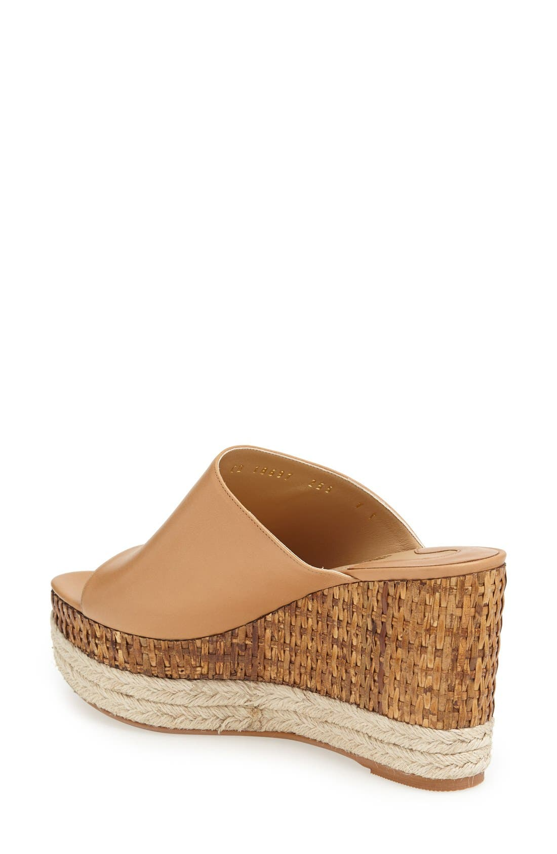 Alternate Image 2  - Salvatore Ferragamo 'Maimei' Wedge Sandal (Women)