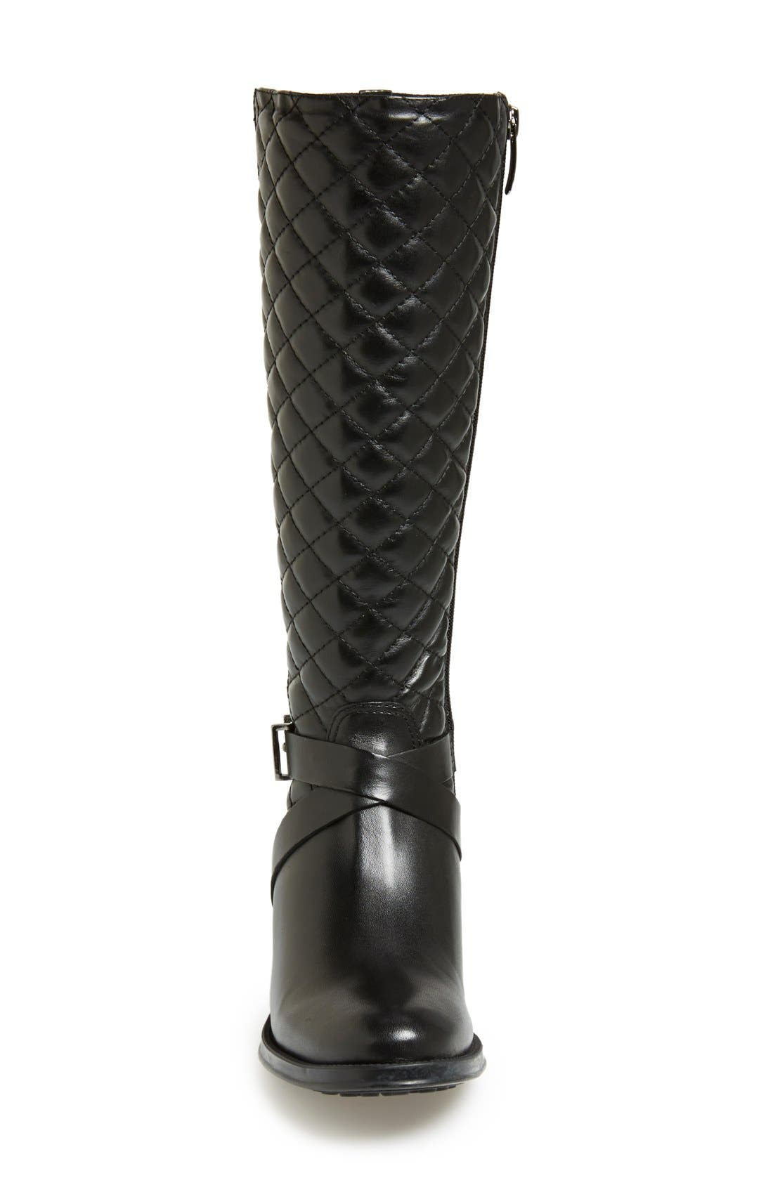 Alternate Image 3  - André Assous 'Seabiscuit' Waterproof Quilted Boot (Women)