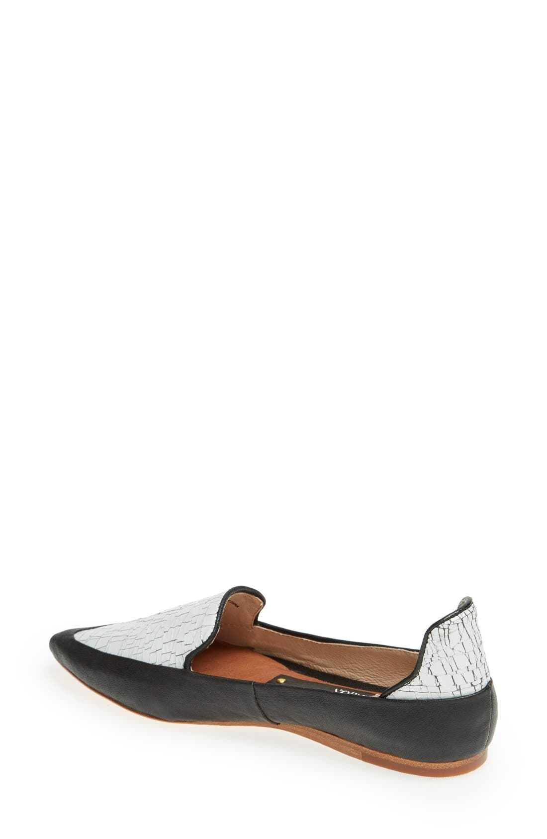 Alternate Image 2  - Matt Bernson 'Verona' Leather Loafer (Women)