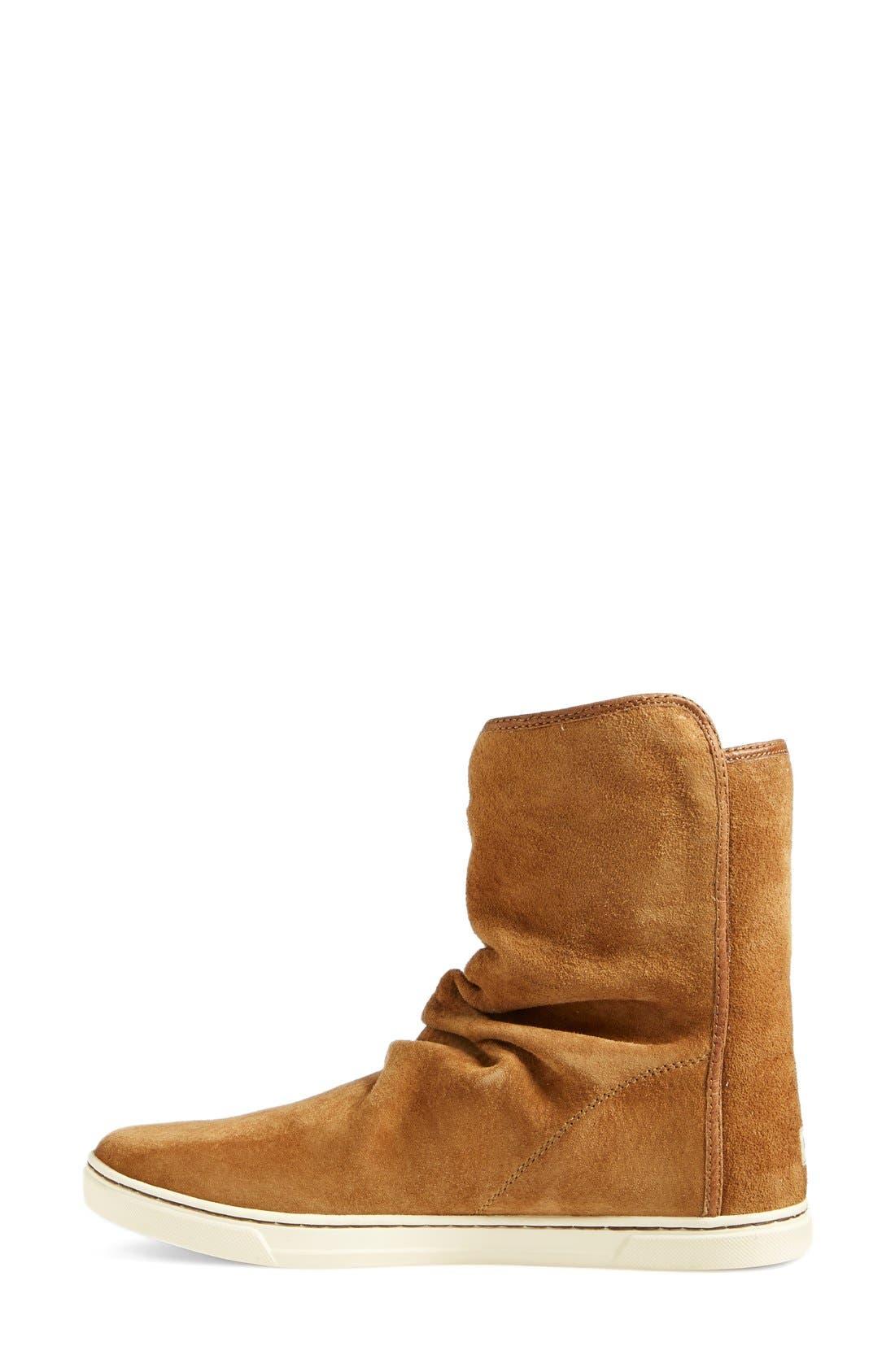 Alternate Image 6  - UGG® Australia 'Becky' Water Resistant Suede Boot (Women)