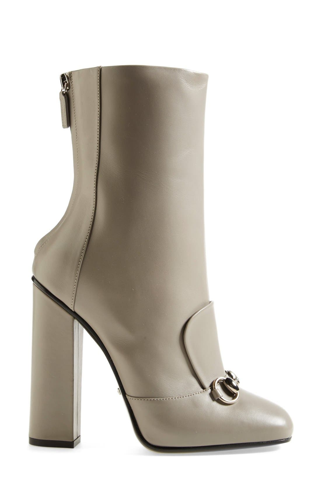Alternate Image 4  - Gucci 'Lillian' Bit Boot (Women)