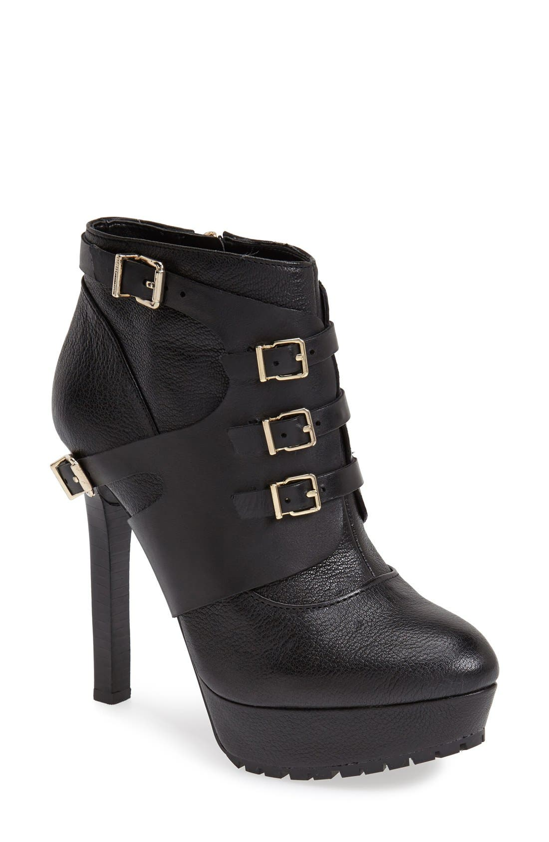 Alternate Image 1 Selected - BCBGeneration 'Welsh' Platform Bootie (Women)