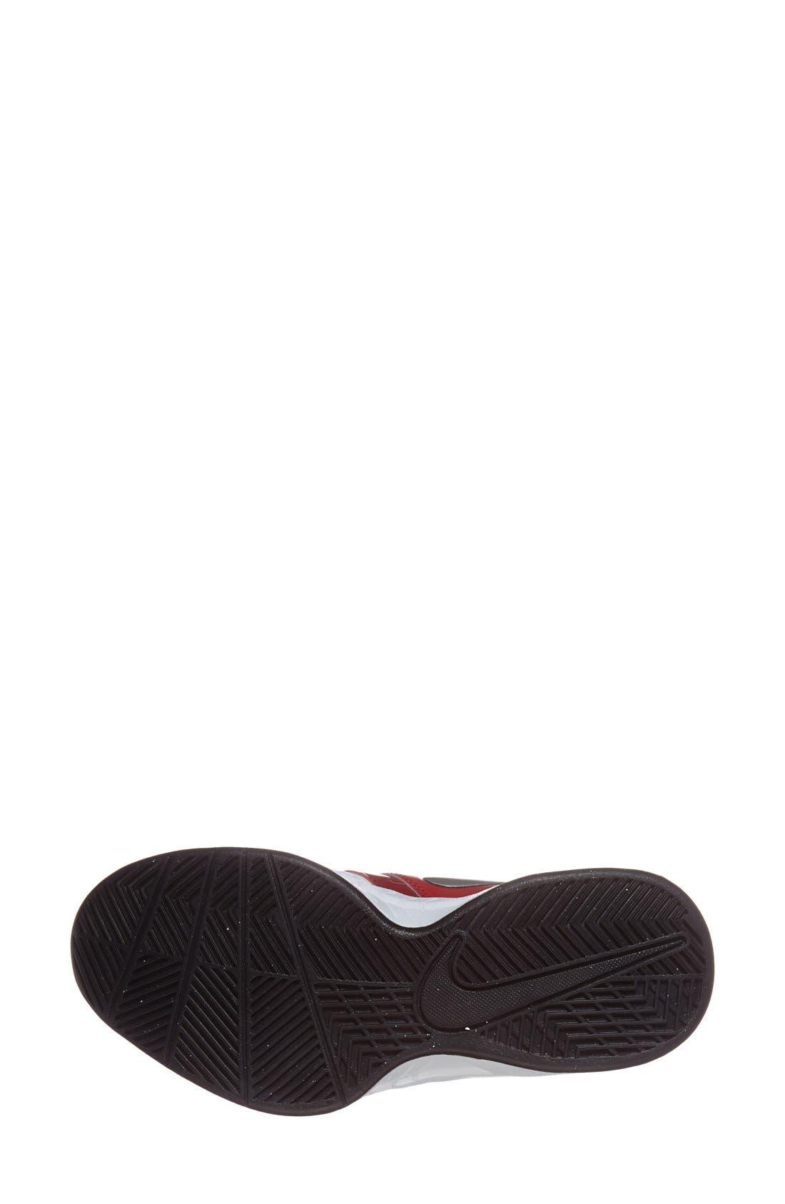 Alternate Image 4  - Nike 'Air Visi Pro V' Basketball Shoe (Women)