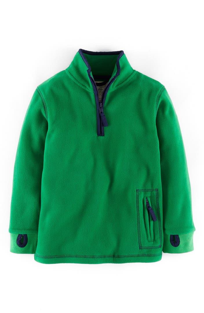 Mini Boden Ski Fleece Pullover Toddler Boys Nordstrom