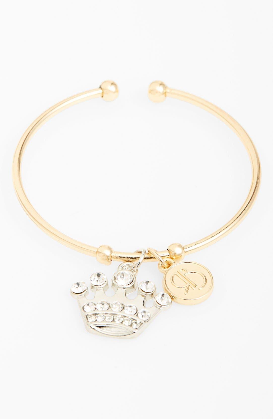 Alternate Image 1 Selected - Rolf Bleu 'Madison - Crown' Bracelet