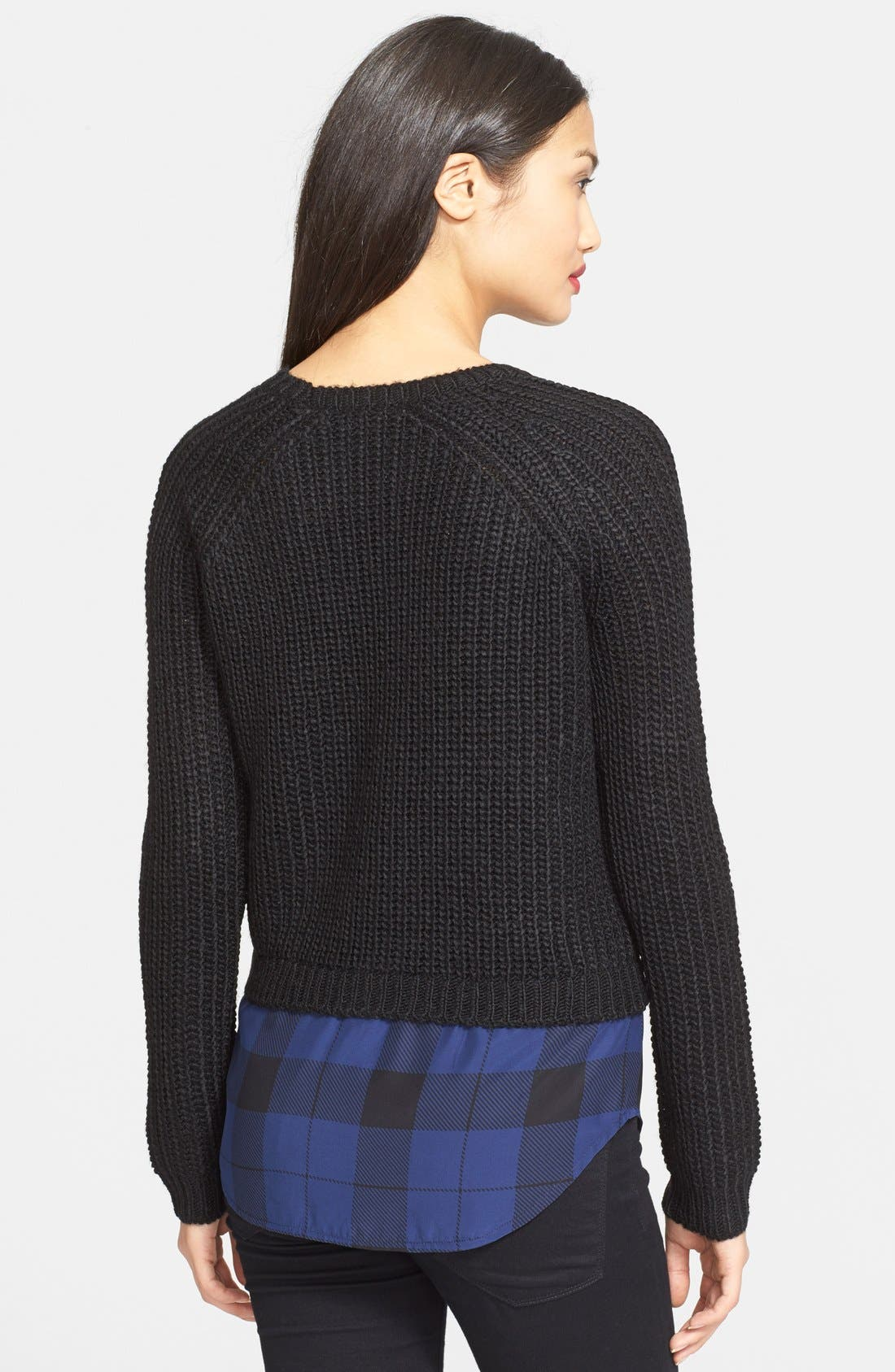 Alternate Image 2  - Parker 'Wendy' Layered Look Sweater