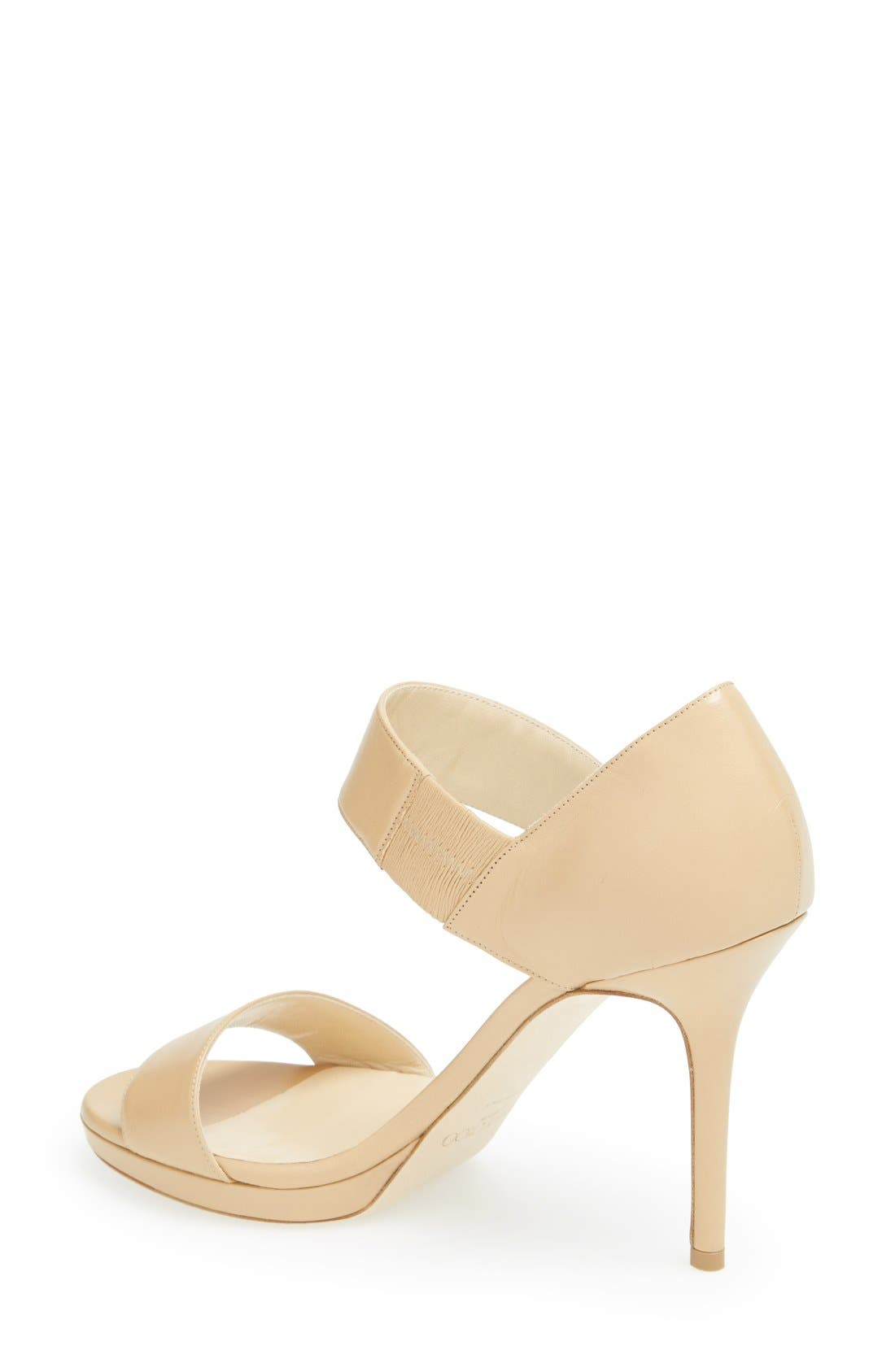 Alternate Image 2  - Jimmy Choo 'Alana' Platform Sandal (Women)