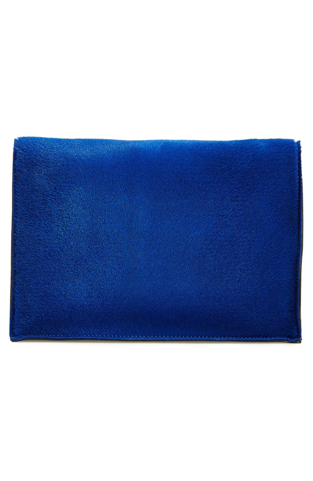 Alternate Image 4  - Proenza Schouler 'Lunch Bag - Small' Shearling & Leather Clutch