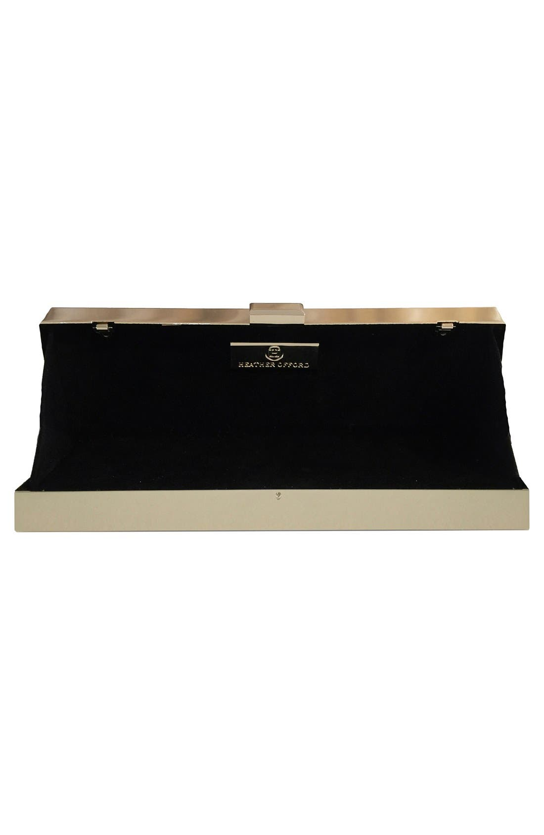 Alternate Image 3  - Heather Offord 'Abigale' Clutch