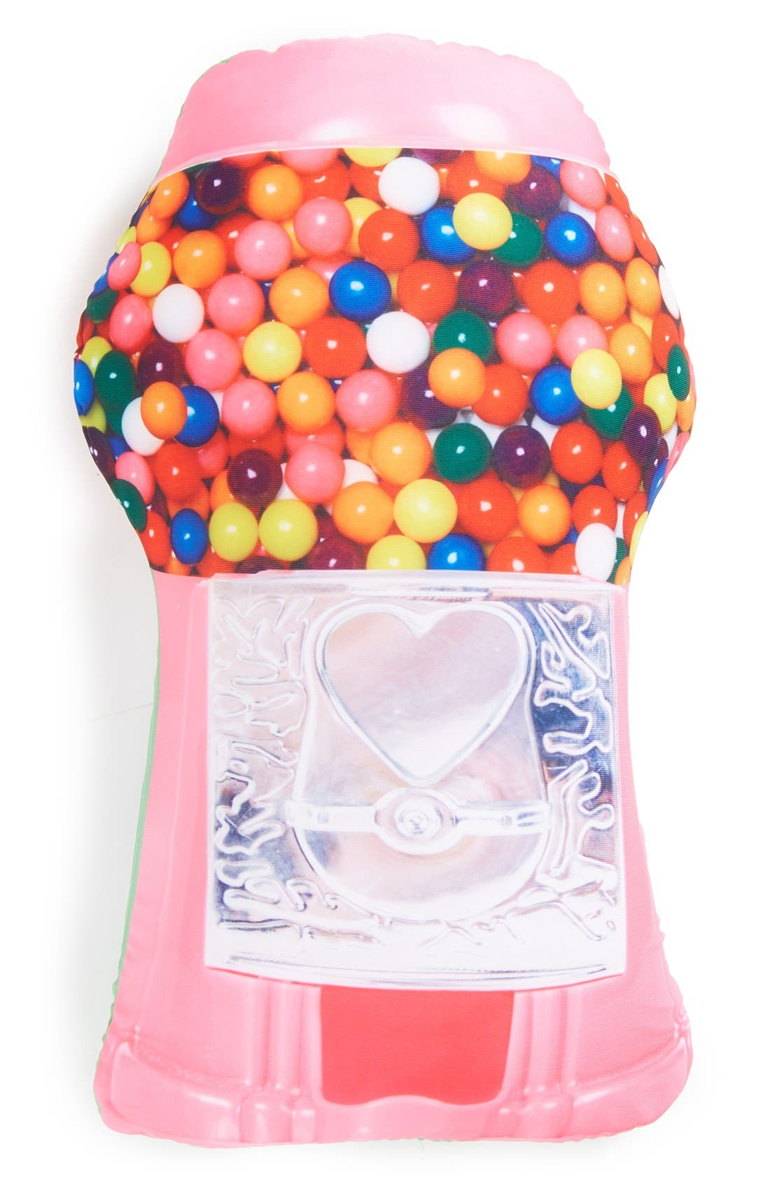 Alternate Image 1 Selected - Iscream Scented Gumball Machine Pillow (Girls)