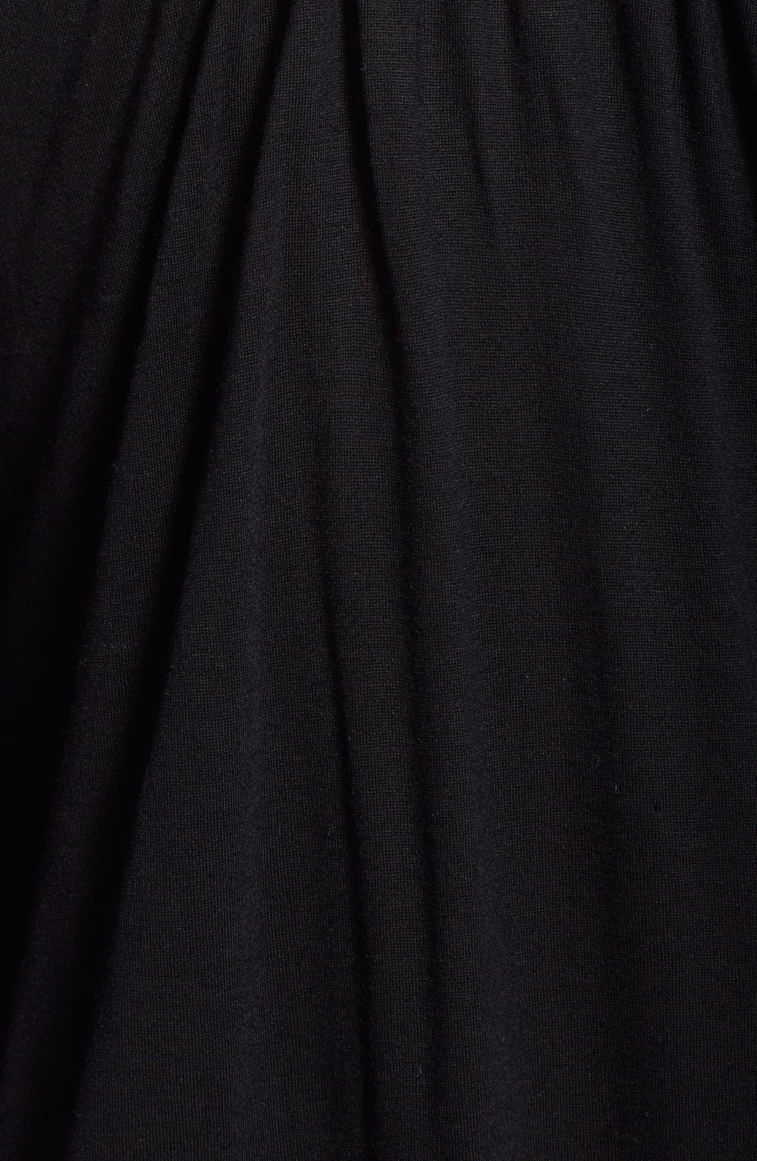 Alternate Image 3  - Eberjey 'Rosette' Tunic Sleep Shirt
