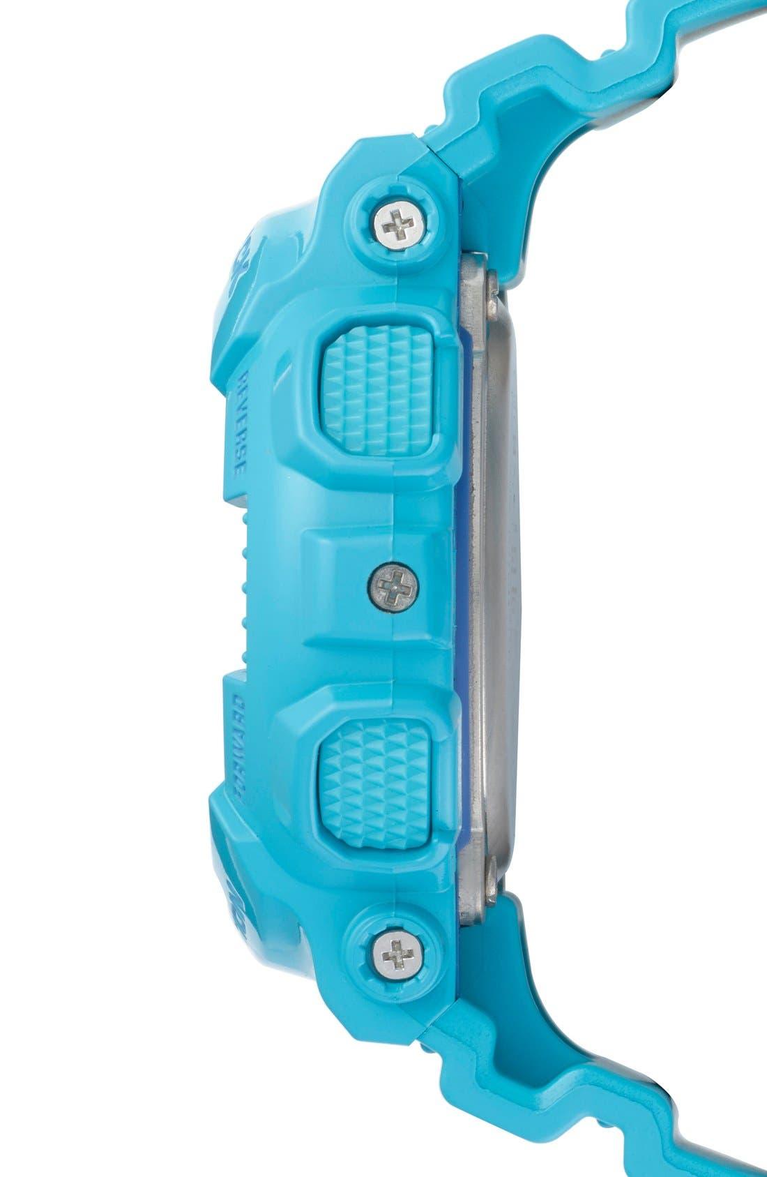 Alternate Image 2  - G-Shock Ana-Digi Watch, 46mm x 41mm