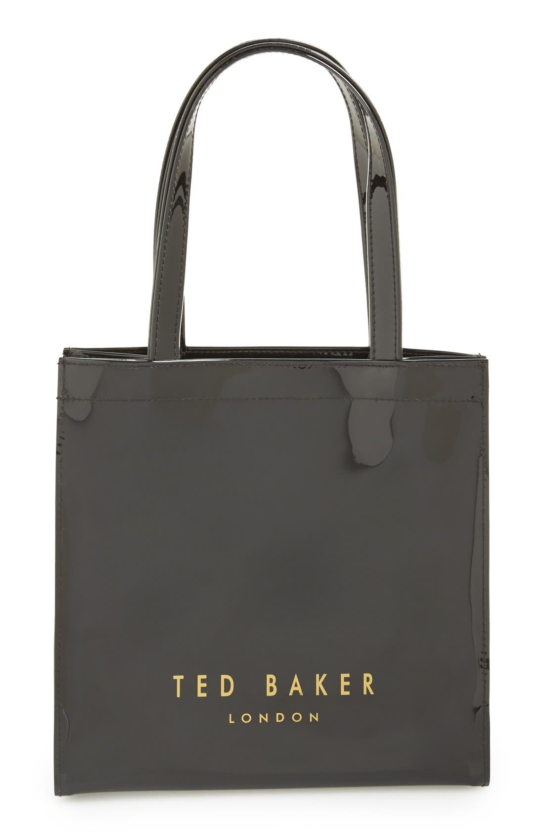 Alternate Image 4  - Ted Baker London 'Bow Icon - Small' Tote