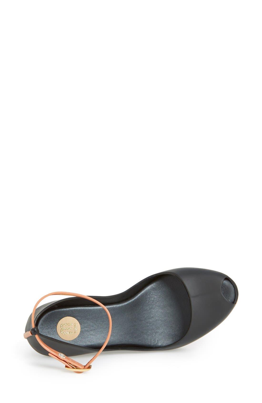 Alternate Image 3  - Melissa 'Patchuli' Wedge Sandal
