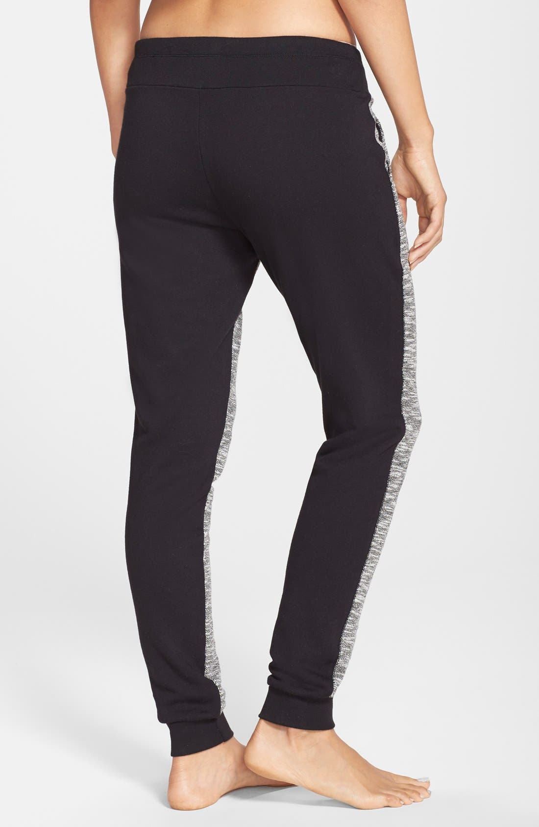 Alternate Image 2  - Marc New York by Andrew Marc Colorblock Terry Sweatpants